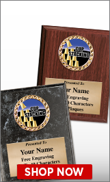 Cup Stacking Plaques