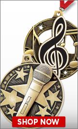 Singing Medals