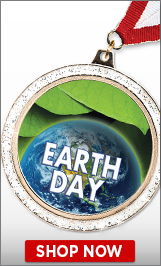 Earth Day Medals