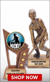 Field Hockey Sculptures