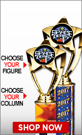 Space Derby® Trophies