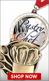Pastry Chef Medals
