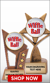 Wiffle Ball Sculptures