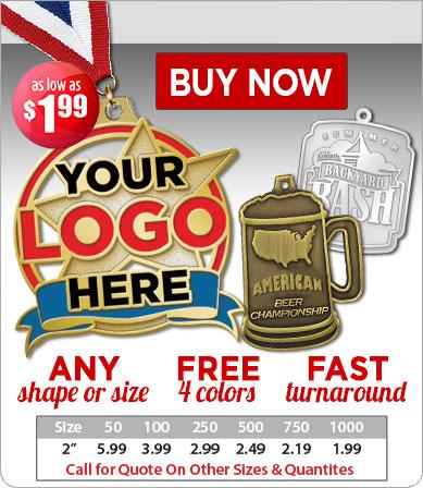Buy Custom Oktoberfest Medals