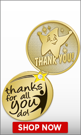 Thank You Pins