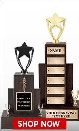 Wood Trophies