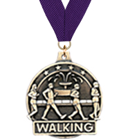 Awareness Walking Medal