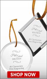 High School Reunion Ornaments