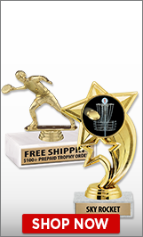 Disc Golf Trophies