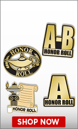Honor Roll Pins