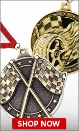 Go Kart Medals