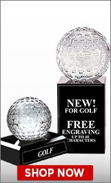 Golf Crystals