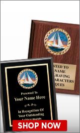 Sailing Plaques