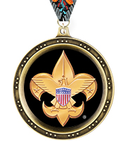 Legend Boy Scout™ Insert Medals