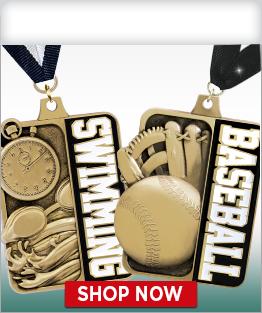 Sportastic Medals