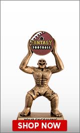 Fantasy Football Sculpture