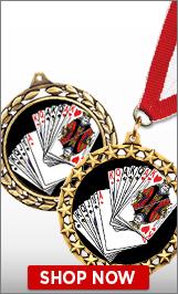 Cribbage Medals