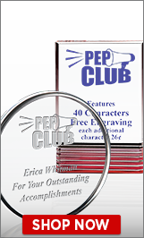 Pep Club Acrylics