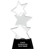 Tristar Crystal Award