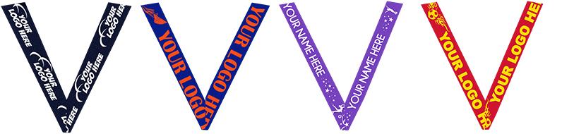Custom Printed Neck Ribbons