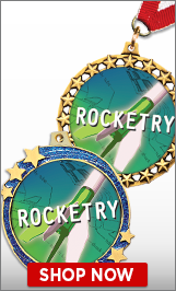 Rocketry Medals