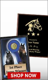 Horse Plaques
