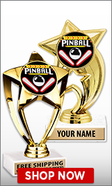 Pinball Trophies