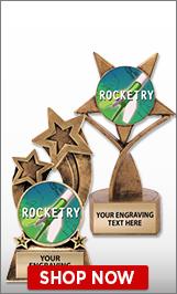 Rocketry Sculptures