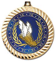 U-Sports Diamond Cut Inset Medals
