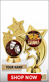Performing Arts Trophies