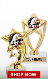 ROTC Trophies