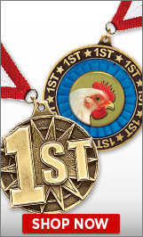 Chicken Medals