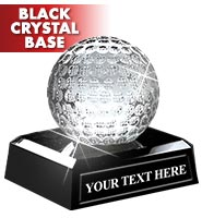 Mini Golf Ball Crystal