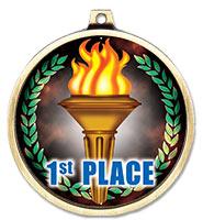 U-Sports Classic Insert Medal