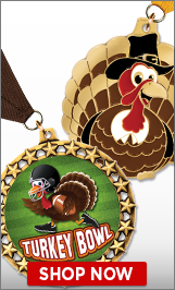 Thanksgiving Medals