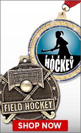 Field Hockey Medals