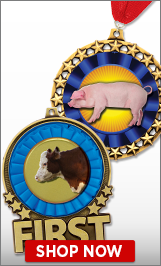 Agriculture Medals