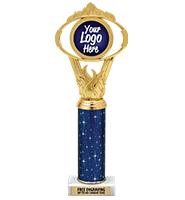 "10"" WGI Column Insert Trophy"