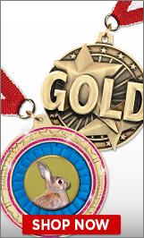 Rabbit Medals