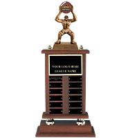 "21"" Fantasy Monster Perpetual Trophy"