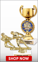 Tug Of War Trophies