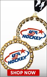 USA Hockey Medals