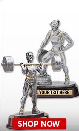 Weightlifting Sculptures