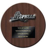 NYSPHSAA Regional Round Plaque