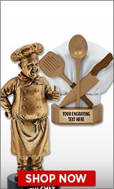 Cooking Sculptures