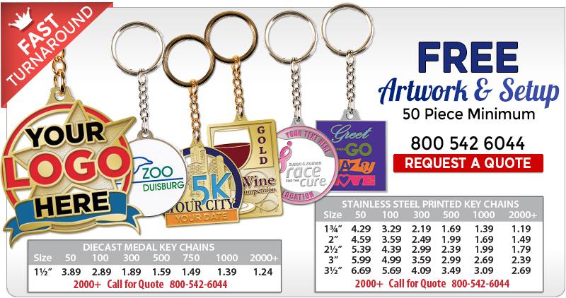 Customize Key Chains|