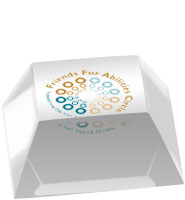 Taper Square Acrylic Embedments