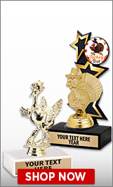 Thanksgiving Trophies