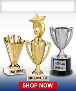 Economy Cup Trophies