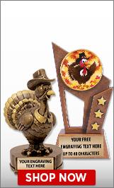 Thanksgiving Sculptures